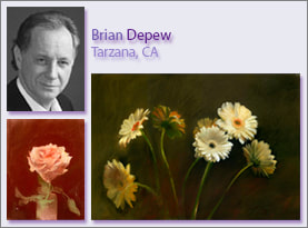 Brian Depew, Portrait and Examples
