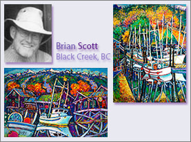 Brian Scott, Portrait and Examples