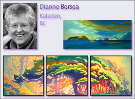 Dianne Bersea, Portrait and Examples