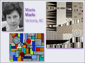 Marie Marlo, Portrait and Examples
