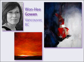 Won-Hee Gowen, Portrait and Examples