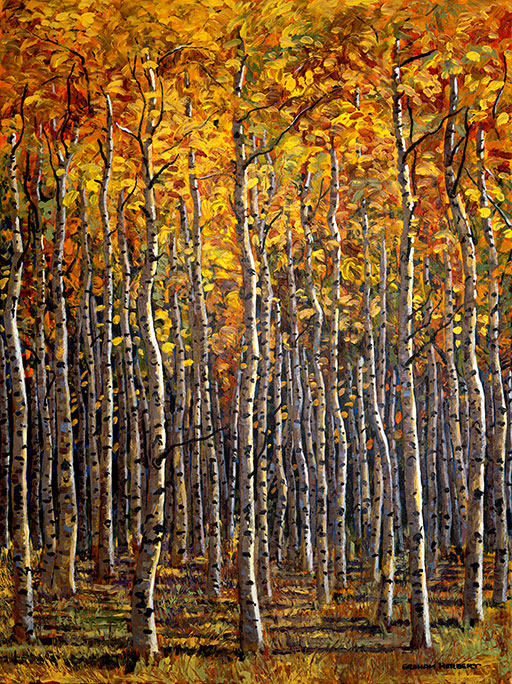 Graham Herbert, The Aspens, 15