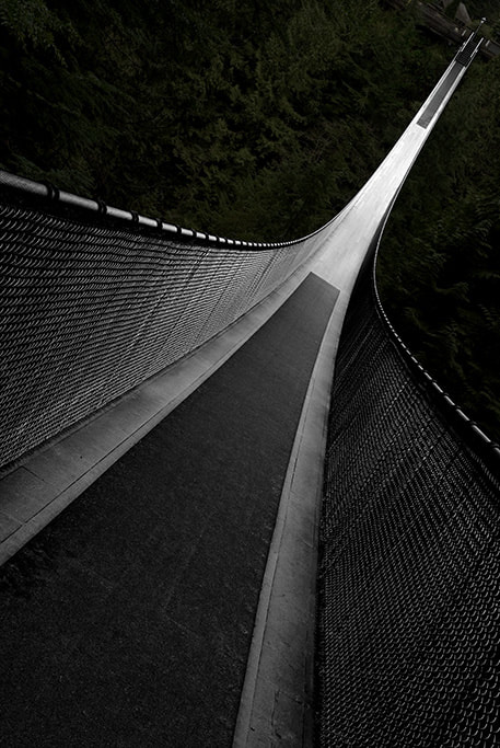 Sharon Tenenbaum, Capilano Suspension Bridge, 13