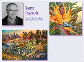 Brent Laycock, Portrait and Examples