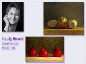 Cindy Revell, Portrait and Examples