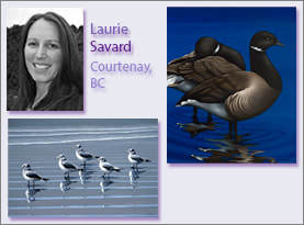 Laurie Savard, Portrait and Examples