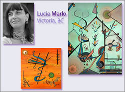 Lucie Marlo, Portrait and Examples
